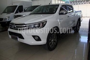 Foto venta Auto usado Toyota Hilux 2.4 4x4 DX TDi SC (2016) color Blanco precio $800.000
