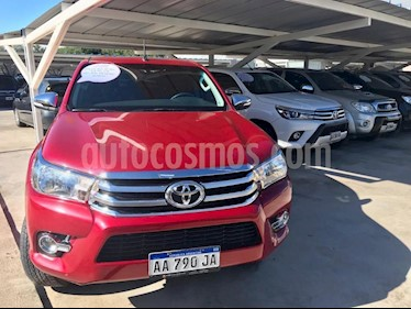 Foto venta Auto Usado Toyota Hilux 2.4 4x4 DX TDi SC (2017) color Rojo precio $1.102.000