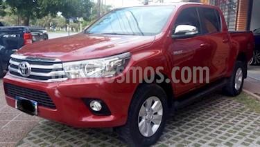 Foto venta Auto usado Toyota Hilux 2.4 4x4 DX TDi SC (2017) color Rojo precio $1.150.000