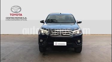 Foto venta Auto usado Toyota Hilux 2.4 4x4 DX TDi SC (2016) color Negro precio $1.290.000