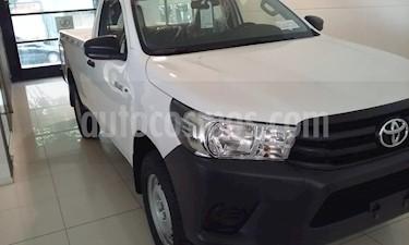 Foto venta Auto usado Toyota Hilux 2.4 4x4 DX TDi SC (2019) color Blanco precio $1.050.000