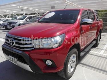 Foto venta Auto usado Toyota Hilux 2.4 4x4 DX TDi SC (2016) color Rojo precio $1.139.000