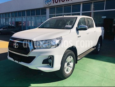 Foto venta Auto Usado Toyota Hilux 2.4 4x4 DX TDi SC (2018) color Blanco precio $1.280.000