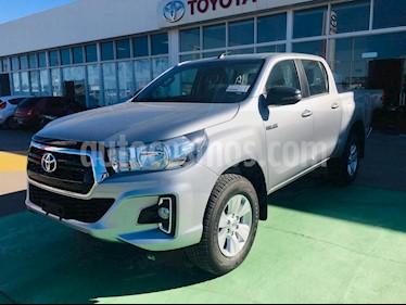 Foto venta Auto Usado Toyota Hilux 2.4 4x4 DX TDi SC (2018) color Gris Claro precio $1.185.000