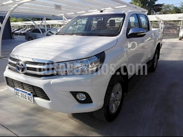 Foto venta Auto Usado Toyota Hilux 2.4 4x4 DX TDi SC (2017) color Blanco precio $1.105.000