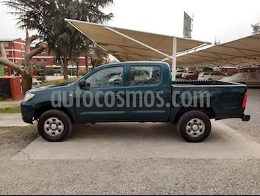 Foto venta Auto usado Toyota Hilux 2.5 4X2 Cabina Doble DLX  (2005) color Verde precio $4.000.000