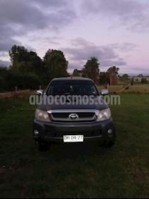 Toyota Hilux 2.5 4X2 Cabina Doble  usado (2012) color Gris precio $11.250.000