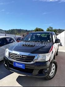 Toyota Hilux 2.5 4X2 Cabina Doble  usado (2013) color Negro precio $9.480.000