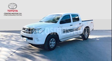 Foto venta Auto usado Toyota Hilux 2.5 4x2 DX DC (2011) color Blanco precio $570.000