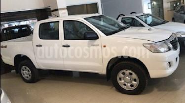 Foto venta Auto usado Toyota Hilux 2.5 4x2 DX DC (2015) color Blanco