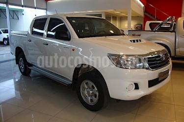 Foto Toyota Hilux 2.5 4x2 DX Pack DC usado (2015) color Blanco precio $680.000