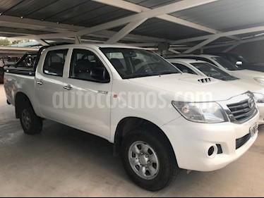 Foto venta Auto usado Toyota Hilux 2.5 4x2 DX Pack DC (2014) color Blanco precio $636.000