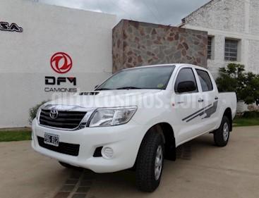Foto venta Auto usado Toyota Hilux 2.5 4x2 DX Pack DC (2015) color Blanco precio $650.000
