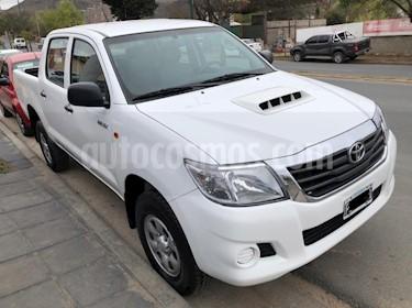 Toyota Hilux 2.5 4x2 DX Pack DC usado (2015) color Blanco precio $950.000