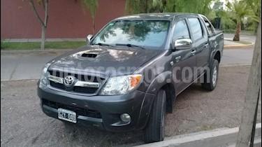 Foto venta Auto usado Toyota Hilux 2.5 4x2 DX TDi Pack DC (2008) color Gris Oscuro precio $480.000