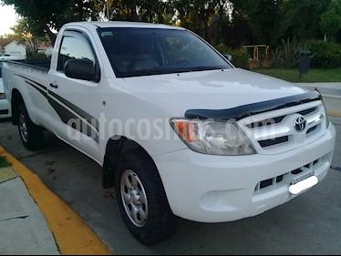 Foto venta Auto usado Toyota Hilux 2.5 4x2 DX TDi Pack SC  (2007) color Blanco precio $360.000