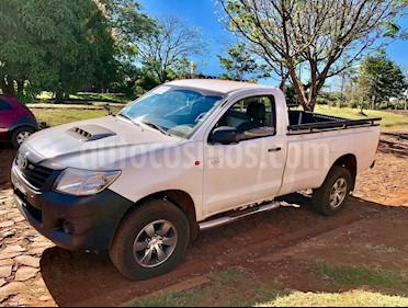 Foto venta Auto usado Toyota Hilux 2.5 4x2 DX TDi Pack SC  (2014) color Blanco precio $560.000