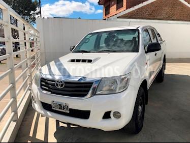 Foto venta Auto usado Toyota Hilux 2.5 4x4 DX Pack DC (2014) color Blanco precio $780.000