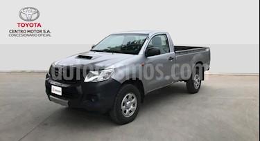 Foto venta Auto usado Toyota Hilux 2.5 4x4 DX SC (2015) color Gris Claro precio $690.000