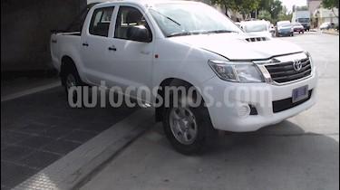 Foto venta Auto usado Toyota Hilux 2.5 4x4 DX TDi Pack DC (2015) color Blanco precio $769.900