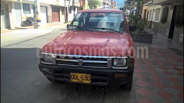 Foto venta Carro usado Toyota Hilux 2.5L 4x2 TDi DC (1994) color Rojo precio $17.000.000