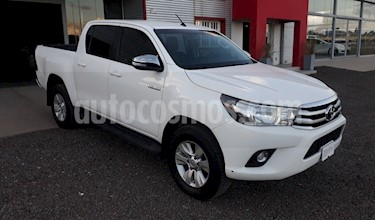 Foto venta Auto usado Toyota Hilux 2.7 4x2 SRV DC  (2016) color Blanco precio $1.080.000