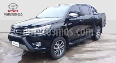 Foto venta Auto usado Toyota Hilux 2.7 4x2 SRV DC  (2017) color Negro precio $1.220.000