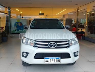 Foto venta Auto usado Toyota Hilux 2.7 4x4 SRV DC  (2016) color Blanco precio $1.200.000
