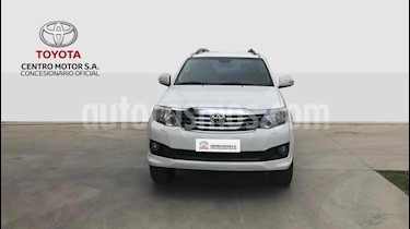 Foto venta Auto usado Toyota Hilux 2.7 4x4 SRV DC  (2014) color Blanco precio $890.000