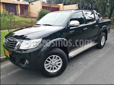 Foto venta Carro usado Toyota Hilux 2.7L 4x4  (2013) color Negro Mica precio $79.900.000