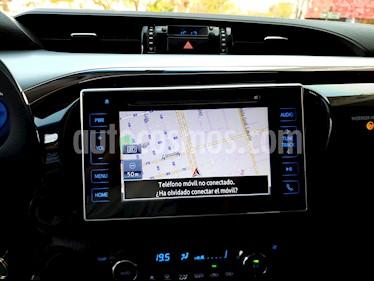 Toyota Hilux 2.8 4x2 SRV Pack TDi DC usado (2017) color Negro precio $1.670.000