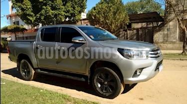 Foto venta Auto usado Toyota Hilux 2.8 4x2 SRV TDi DC (2016) color Gris Oscuro