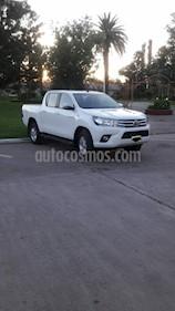 Foto venta Auto usado Toyota Hilux 2.8 4x2 SRV TDi DC (2016) color Blanco precio $1.100.000