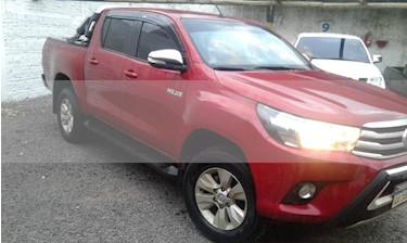 Foto venta Auto usado Toyota Hilux 2.8 4x2 SRV TDi DC (2016) precio $110.000