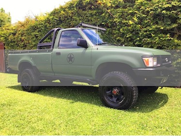 Foto venta Auto usado Toyota Hilux 2.8 4x4 Limited TDi DC (1999) color Verde precio $180.000