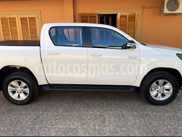 Foto Toyota Hilux 2.8 4x4 SRV TDi DC usado (2017) color Blanco precio $1.200.000
