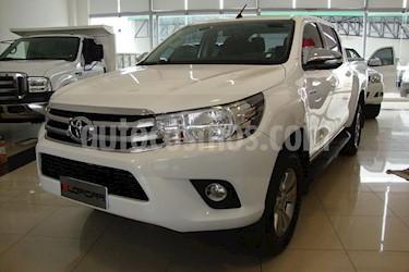 Foto venta Auto usado Toyota Hilux 2.8 4x4 SRV TDi DC (2016) color Blanco precio $1.100.000