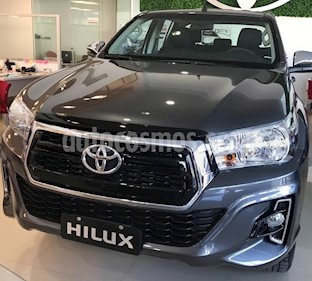 Foto venta Auto usado Toyota Hilux 2.8 4x4 SRV TDi DC (2019) color Gris Oscuro precio $1.400.000