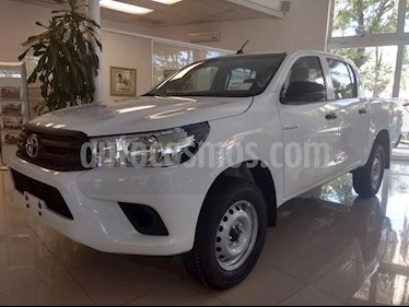 Foto venta Auto usado Toyota Hilux 2.8 4x4 SRV TDi DC (2019) color Blanco precio $1.450.000