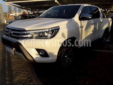 Foto venta Auto usado Toyota Hilux 2.8 4x4 SRX TDi DC Aut (2016) color Blanco precio $1.280.000