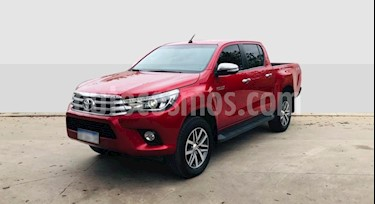 Foto venta Auto usado Toyota Hilux 2.8 4x4 SRX TDi DC Aut (2017) color Rojo precio $1.850.000