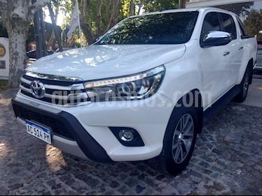 Foto venta Auto Usado Toyota Hilux 2.8 4x4 SRX TDi DC Aut (2018) color Blanco precio $1.320.000