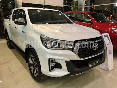Foto venta Auto usado Toyota Hilux 2.8 4x4 SRX TDi DC Aut (2019) color Blanco precio $2.283.700