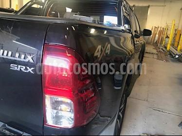 Foto venta Auto usado Toyota Hilux 2.8 4x4 SRX TDi DC Aut (2016) color Negro precio $1.540.000
