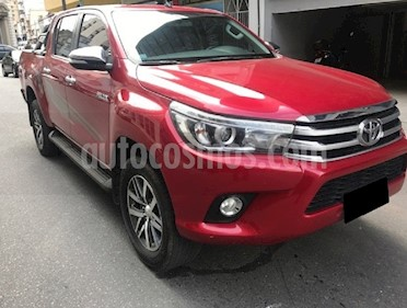Foto venta Auto usado Toyota Hilux 2.8 4x4 SRX TDi DC Aut (2016) color Rojo precio $1.350.000