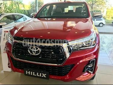 Foto venta Auto usado Toyota Hilux 2.8 4x4 SRX TDi DC Aut (2019) color Rojo Metalizado precio $1.715.000