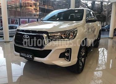 Foto venta Auto usado Toyota Hilux 2.8 4x4 SRX TDi DC (2019) color Blanco Perla precio $1.710.000