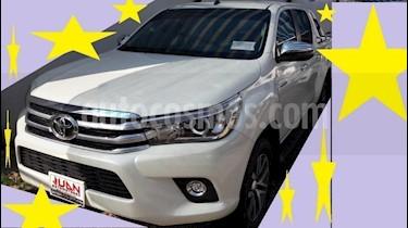Foto venta Auto usado Toyota Hilux 2.8 4x4 SRX TDi DC (2019) color Blanco precio $1.590.000