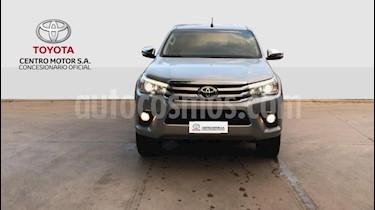 Foto venta Auto usado Toyota Hilux 2.8 4x4 SRX TDi DC (2016) color Gris Claro precio $1.290.000