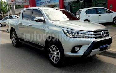 Foto venta Auto usado Toyota Hilux 2.8 4x4 SRX TDi DC (2016) color Gris Claro precio $1.260.000